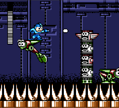 Retro Game Reviews: Mega Man (Game Gear review)